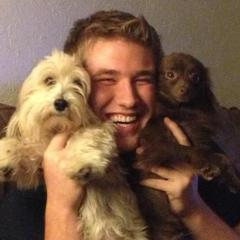 Corey and Dogs