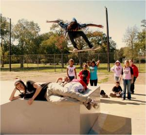 Skateboard Pic
