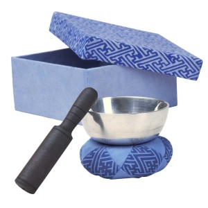 Singing Bowl Lotus