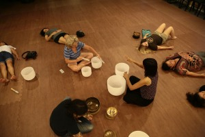 Tibetan Singing Bowell Class 030