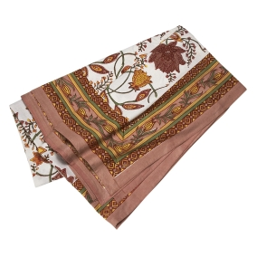 Harvest tablecloth, India, CRC Exports Private Ltd, $59