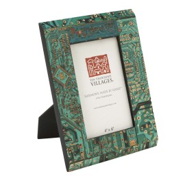 Circuit Board Photo Frame,  India, 424
