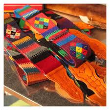 Woven Guitar Straps, Guatemala, $34