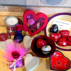 We've got plenty of ready-to-go Valentine's gifts for everyone!